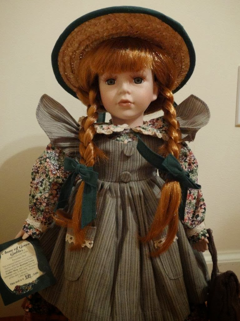 The Dolls Between Us: Destination Green Gables: Anne Dolls And Collecting