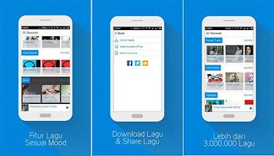 Langit Musik - App Downloader Musik Android
