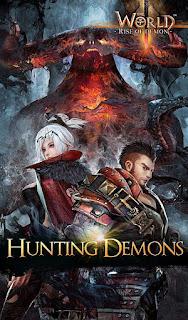 The World 3 Rise of Demon Mod APK