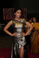 Shreya Saran in Skin Tight Golden Gown ~  Exclusive 037.JPG