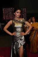 Shreya Saran in Skin Tight Golden Gown ~  Exclusive 037.JPG