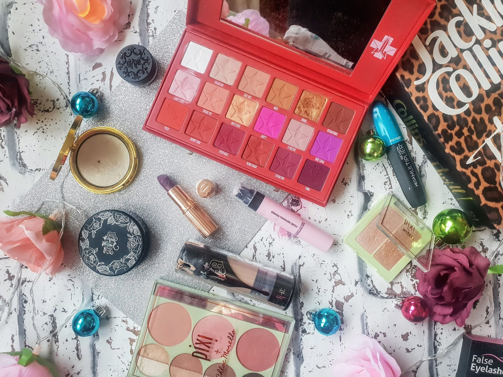 Favourite Makeup Products of 2018