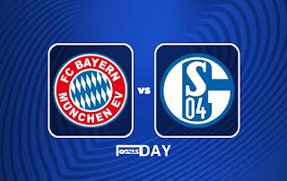 Bayern Munich vs Schalke – Highlights