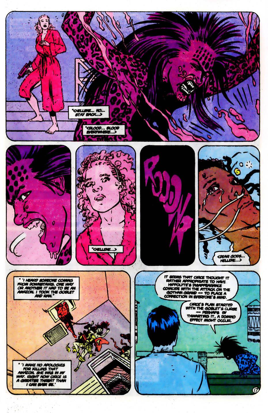Read online Wonder Woman (1987) comic -  Issue #61 - 19