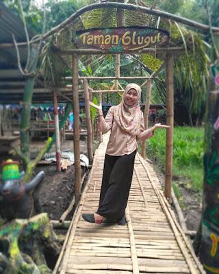Lokasi Dan Tiket Masuk Taman Glugut Wonokromo Bantul Yogyakarta