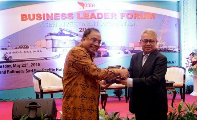 Tiga Sektor Ini Fokus Investasi Aceh, Kata Gubernur