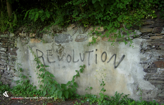 Révolution in Vire.