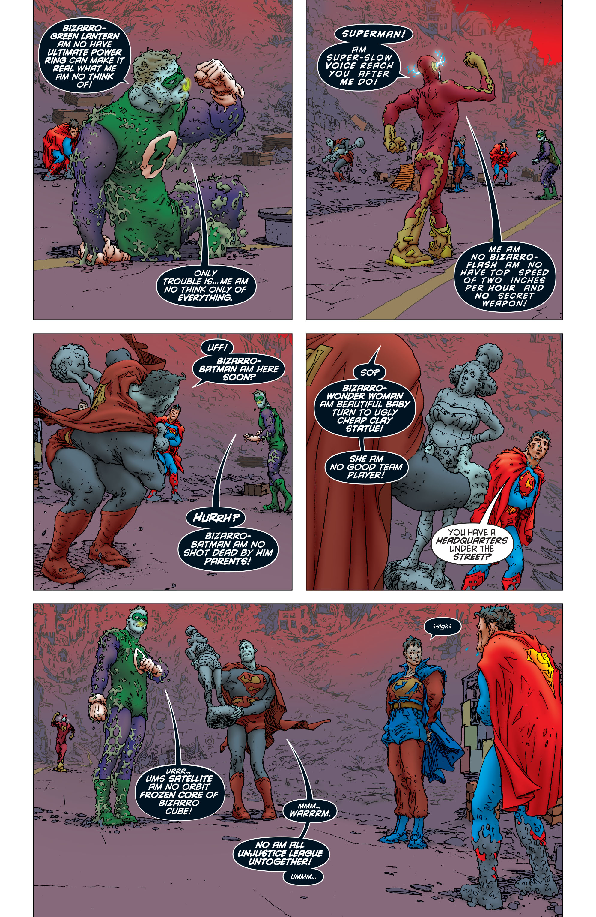 Read online All Star Superman comic -  Issue #8 - 13