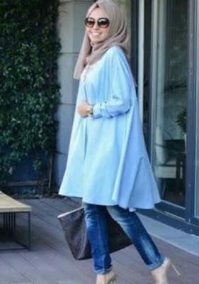 Jaket Wanita Panjang 1