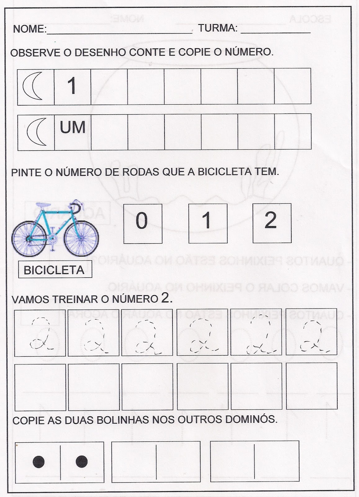 0 a 10 convert fluorescent to led wiring diagram alfabetizacao criativa atividades com numeros de