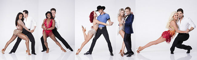 The cast of Dancing with the Stars season 24