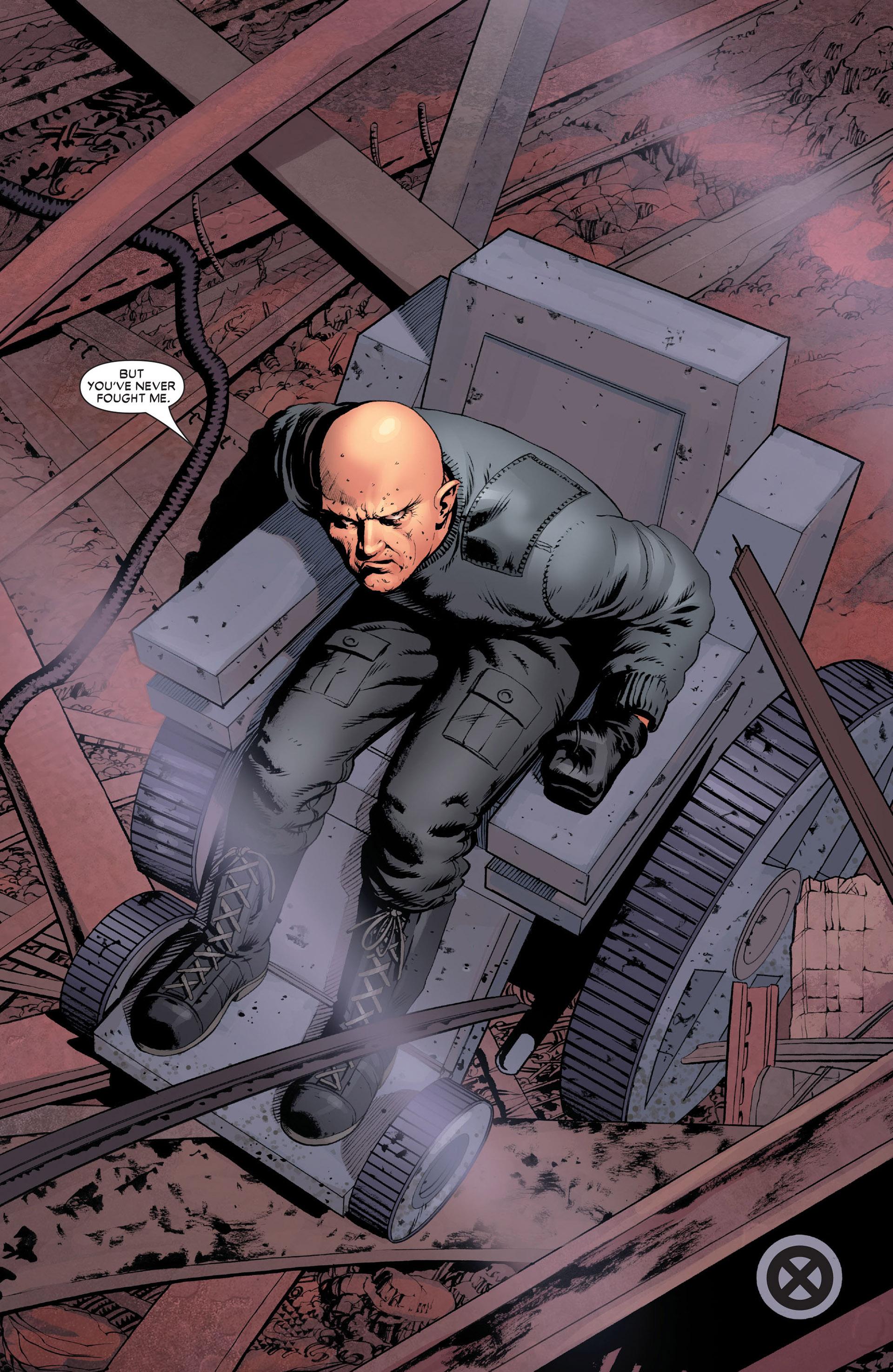 Read online Astonishing X-Men (2004) comic -  Issue #10 - 25