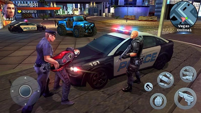 Auto Theft Gangsters v1.18 MOD