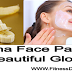 Banana Face Pack For Glowing And Fair Skin