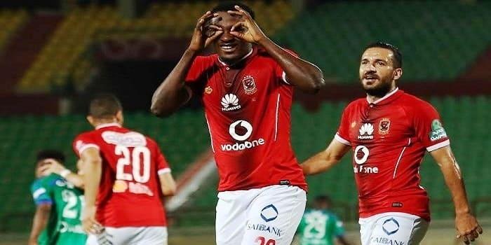 الاهلى المصرى بطلا للدورى قبل نهاية البطولة رسميا باربعة اسابيع