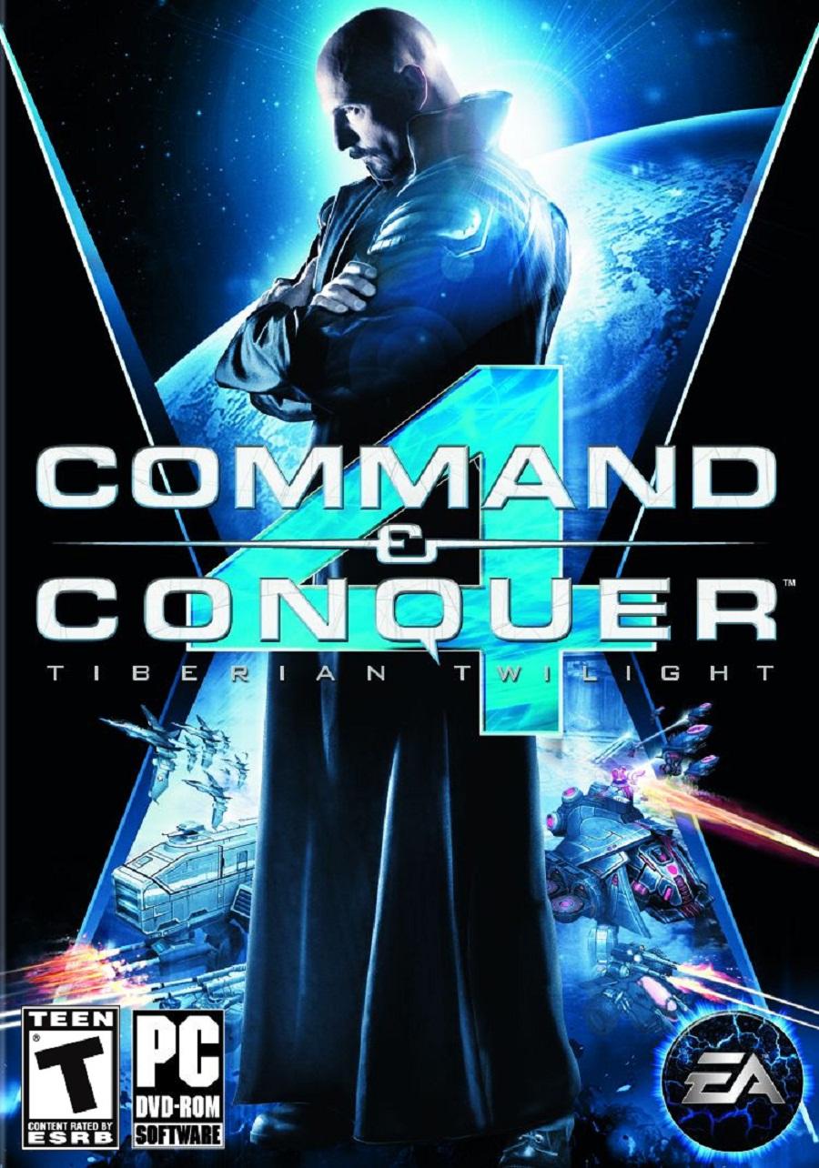 تحميل لعبة كوماند اند كونكر جنرال
