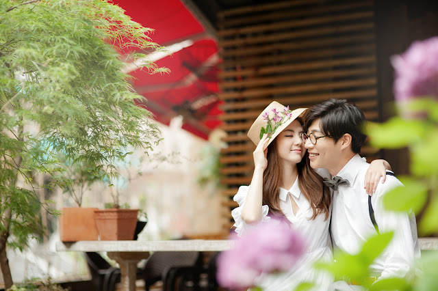 Prewedding Casual Korea