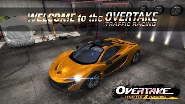 Overtake : Traffic Racing v1.03 Mod Apk Terbaru