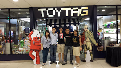 My articles on Toytag