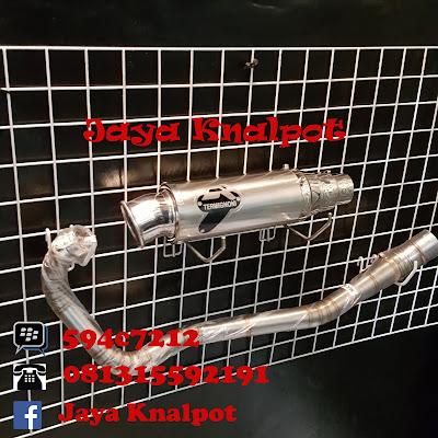 Harga Dan Pilihan Model Knalpot Racing All New Honda