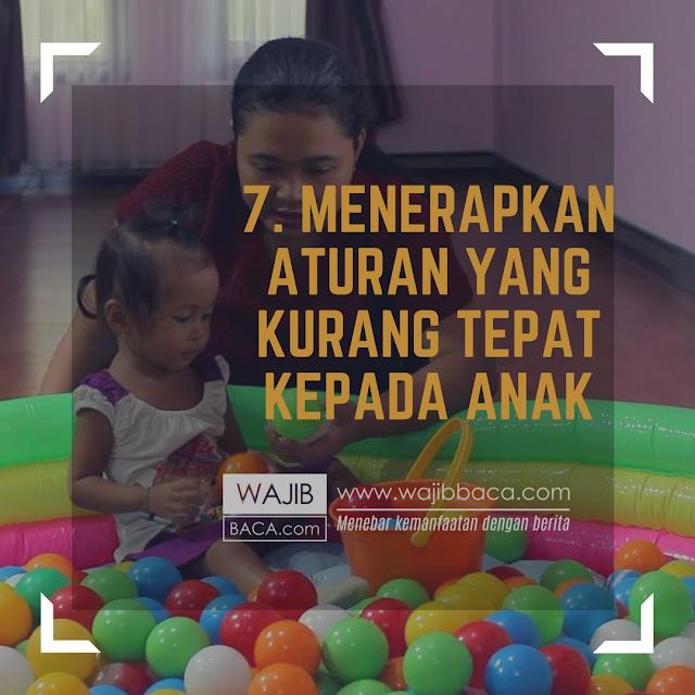 7 Kesalahan Orangtua yang Harus Dihindari Saat Mendisiplinkan Anak