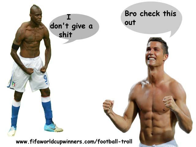 Ronaldo troll-funny football trolls