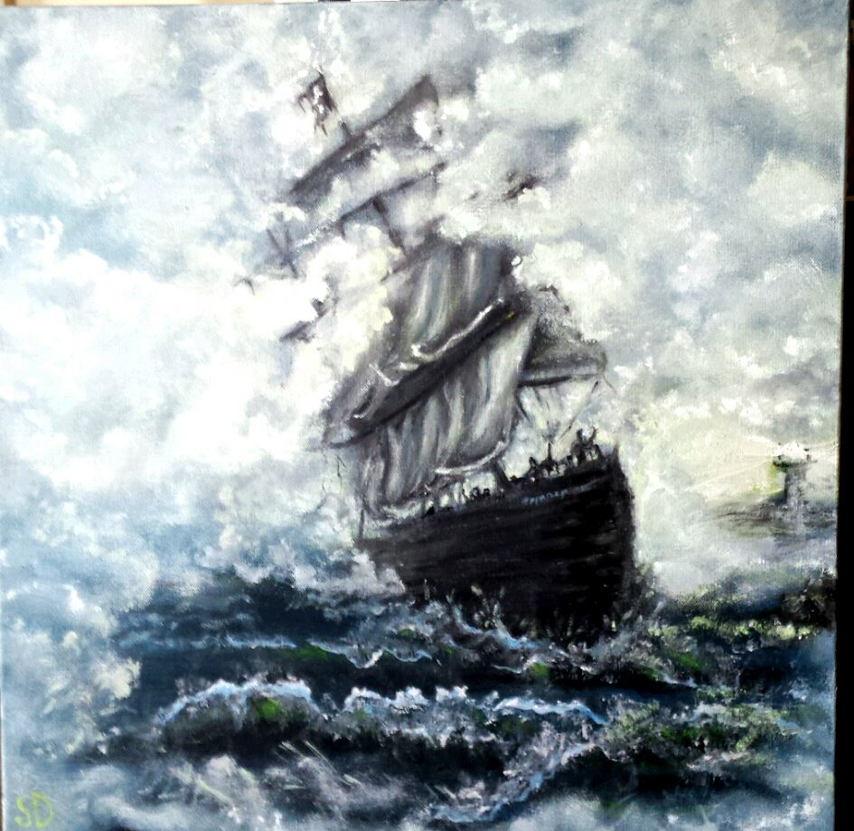 Ghost Hunting Theories Ghost Ships
