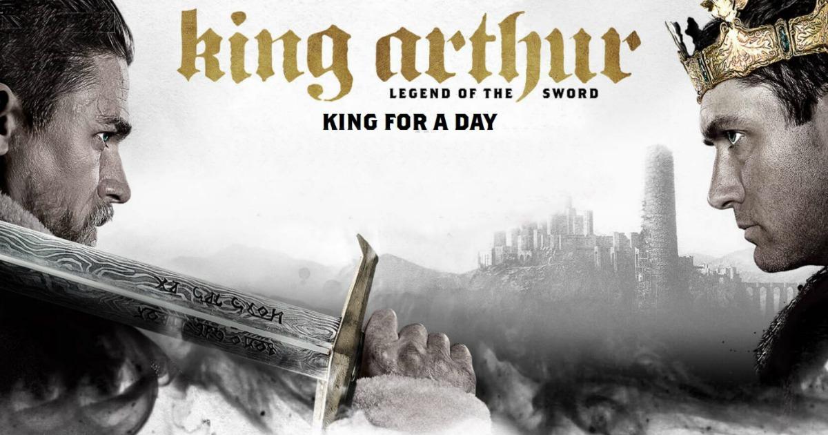 King Arthur: Legend of the Sword [Rei Artur: A Lenda da Espada]