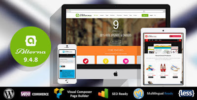 Free Download Alterna v9.4.8 Ultra MultiPurpose WordPress Theme