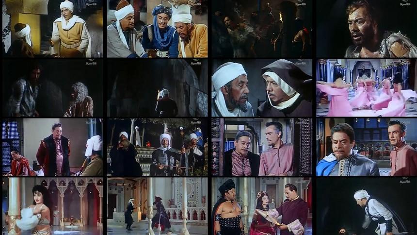 فيلم أمير الدهاء فريد شوقي شويكار محمود مرسي 1964