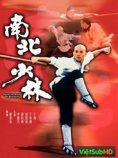 Thiếu Lâm Tự 3: Nam Bắc Thiếu Lâm
