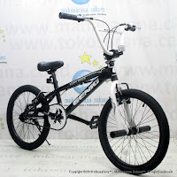20 Inch Genio Fury Race FreeStyle Alloy BMX Bike