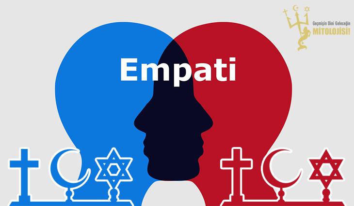 MT, din, Empati ve din, Din insanları empati yoksunu yapıyor, Empati yoksunluğu, Empati kurmak, Dinlerin insana etkileri, Eş duyum ve din, Ahlak ve empati, Kadın bilinçlenmeli, Tecavüz vakaları,
