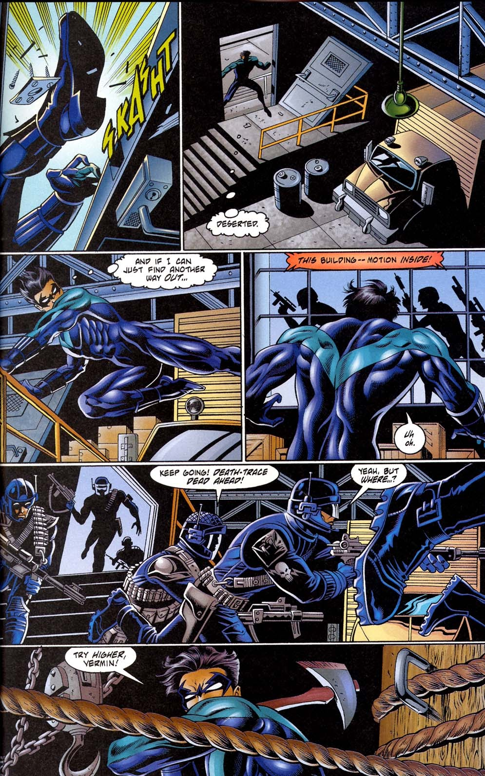 Batman: Outlaws issue 2 - Page 44