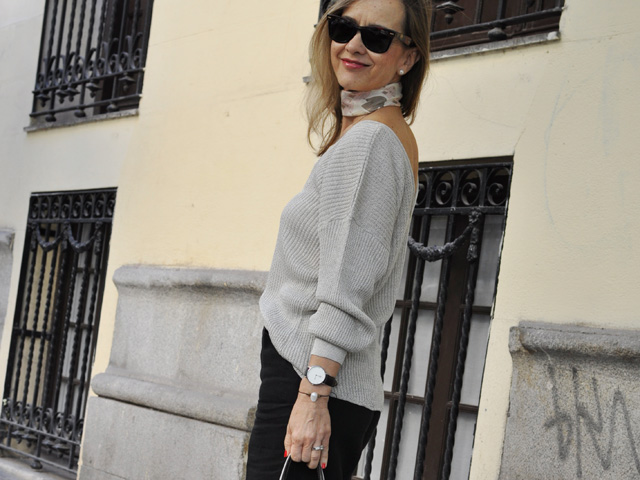 V-NECK SWEATER Jersey cuello pico