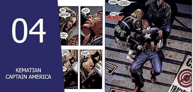 cerita Kematian Superhero Marvel,