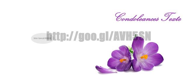 Fleur D'Orchidée Carte De Remerciement Condoleances A Imprimer