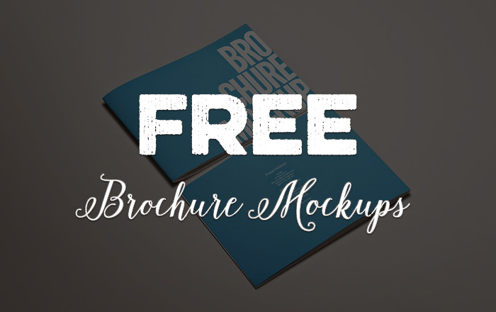 75 Free Brochure Mockup Templates for Your Designs