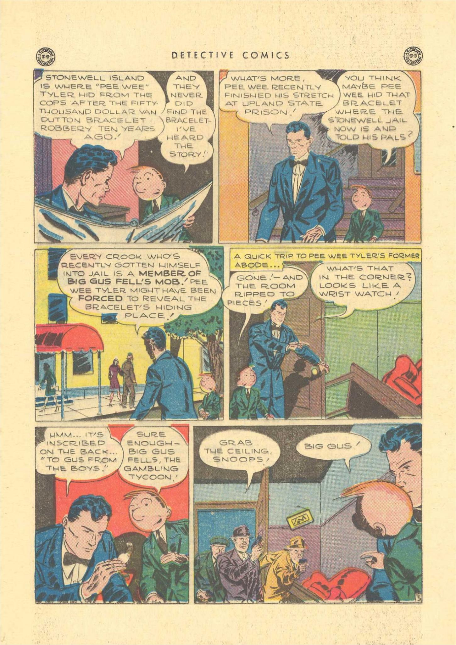 Read online Detective Comics (1937) comic -  Issue #109 - 18