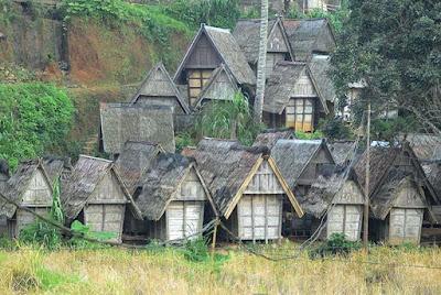 Kampung Ciptagelar Sukabumi Jawa Barat