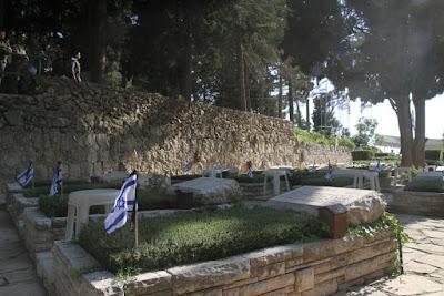 Dia de luto em Israel pelos seus soldados mortos pelo terrorismo