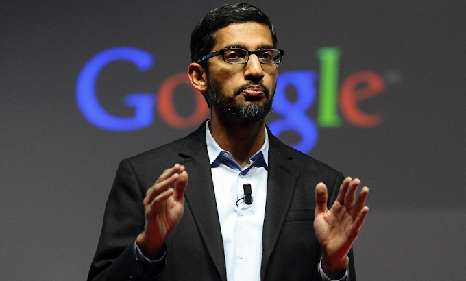 Google CEO has message to workers arranging walkout over treatment of sex-badgering cases