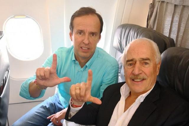 Expresidentes Andrés Pastrana y Jorge Quiroga, deportados por el régimen cubano
