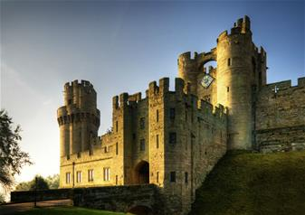 www.all-about-london.com - From London - Oxford, Stratford, Cotswolds and Warwick Castle - Full Day Tour