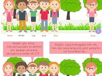 Ku Pilih Smartfren Untuk Internet Cepat di Daerah Pelosok #goforit