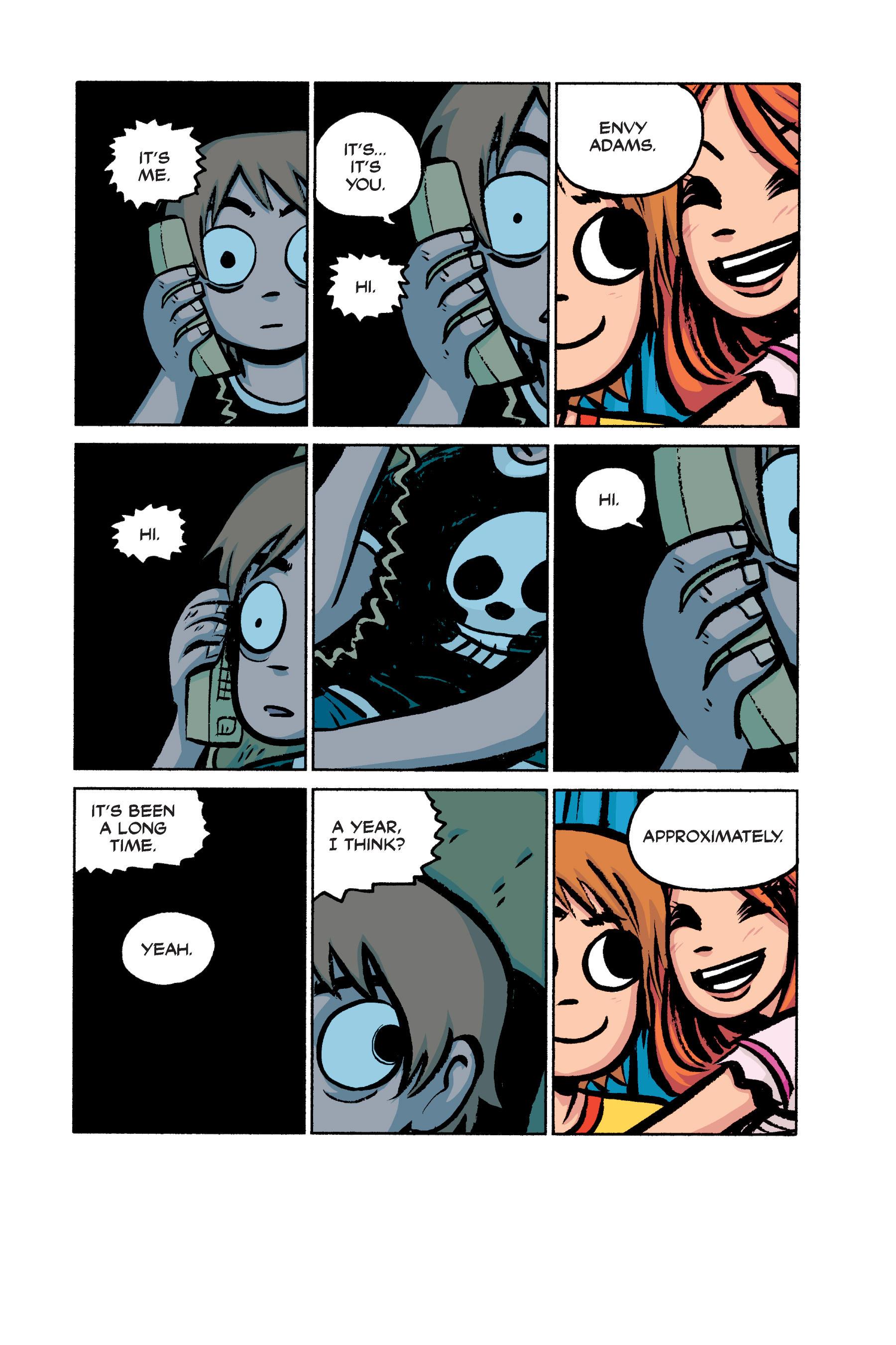 Read online Scott Pilgrim comic -  Issue #2 - 150