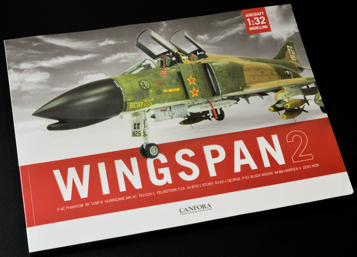 "We were very impressed with Volume I of the Canfora Publishing's ""Wingspan""  which we reviewed last year. So when we found out that Vol II of this  series, ..."