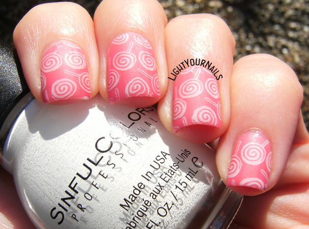 Lollipops nails