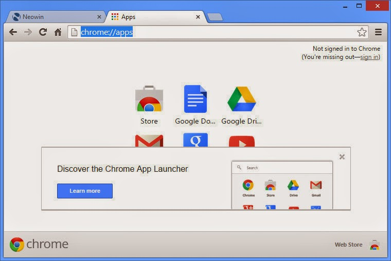 overview google chrome - 760×509