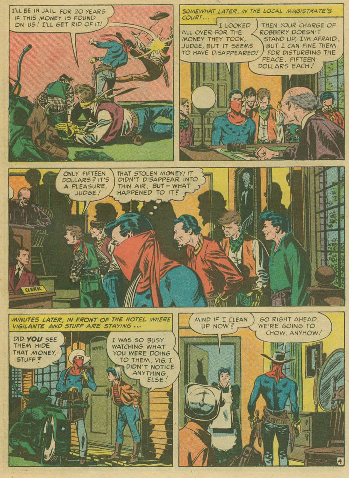 Read online Action Comics (1938) comic -  Issue #141 - 44
